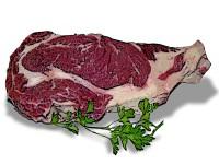 La carne roja es una buena fuente de creatina