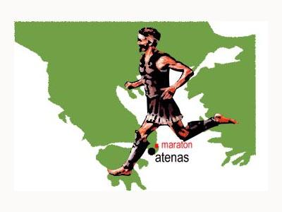 La leyenda de Filipides y el origen de la maratón
