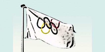 Juegos Olímpicos: La bandera olímpica