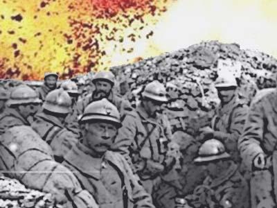 La primera guerra mundial y los juegos olímpicos