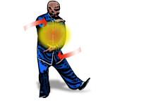 El taichi se trabaja visualizando la movilización de la energía