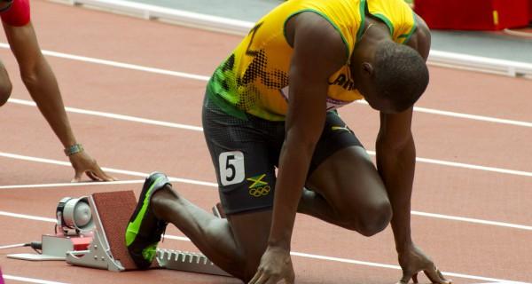 Usain Bolt y el record de los 200 metros lisos en Berlín