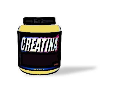La creatina influye en el trabajo muscular