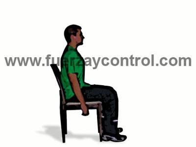 La postura sentada y el cuidado de la espalda