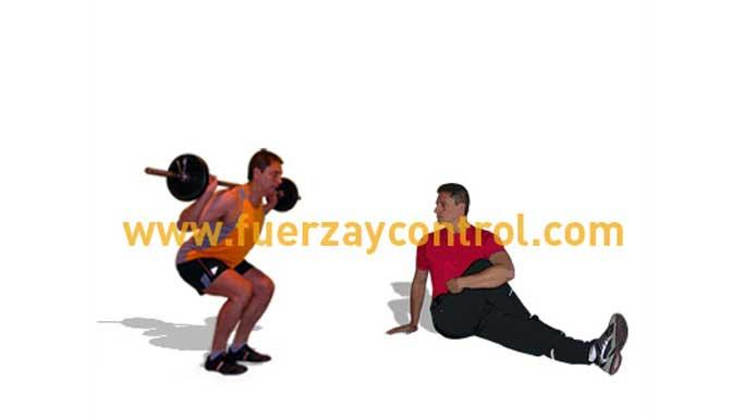 ¿Es importante trabajar la flexibilidad cuando mi entrenamiento se basa en las pesas?