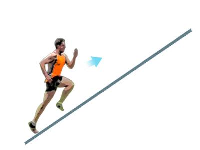 Los saltos en cuesta y la carrera cuesta abajo