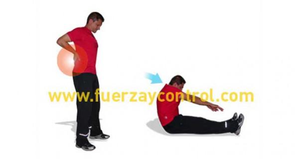 Formas de estirar la espalda para estirar la espalda y sus pasos para estirar la espalda, espalda lesiones.
