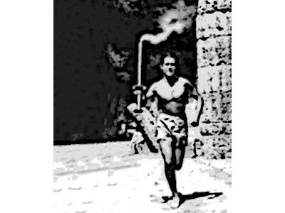 La antorcha olímpica se empezó a utilizar en Berlín en 1936