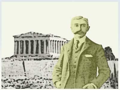 Pierre de Coubertin y los juegos olímpicos