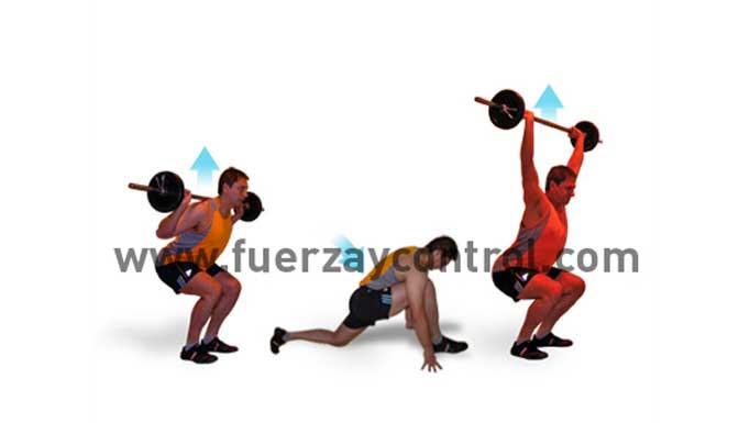 Flexibilidad: ¿Es bueno estirar en mitad de una sesión de fuerza con pesas?