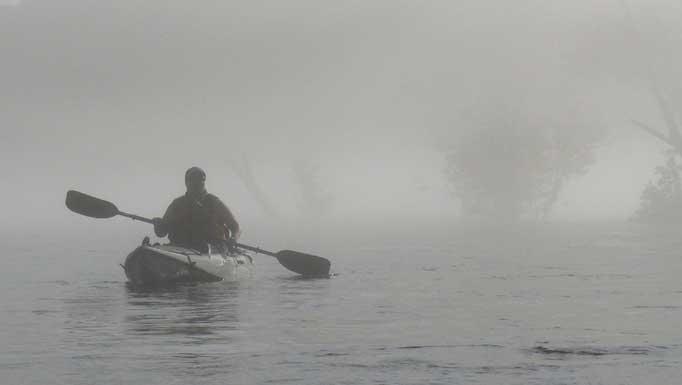 El piragüismo o canotaje: El kayak