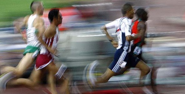 La velocidad en el deporte: Definición