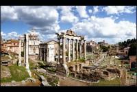 El antiguo Foro Romano