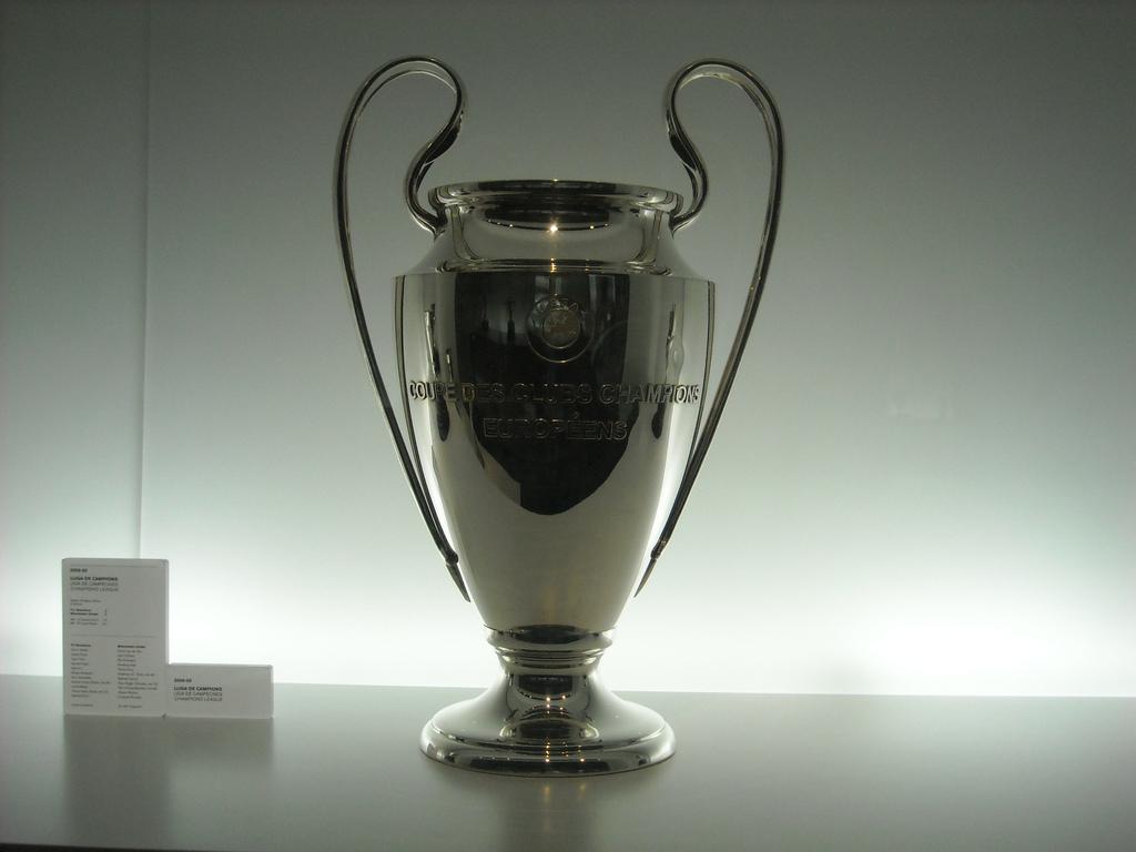 La Champions League (V): Formato de competición