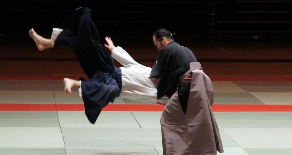 Ukemi en Aikido